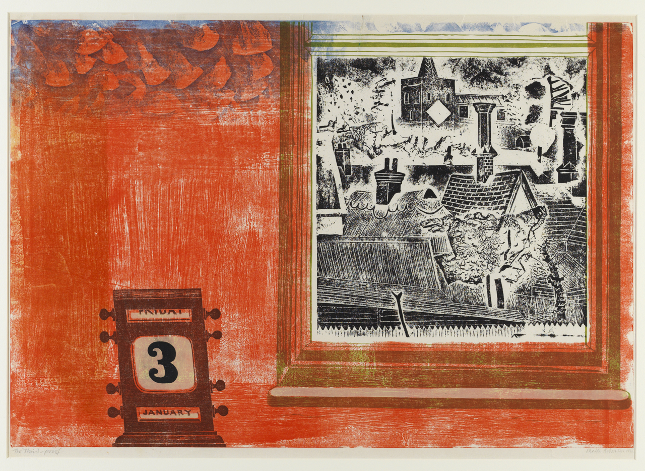 Work of the Week 25: The Third by Sheila Robinson