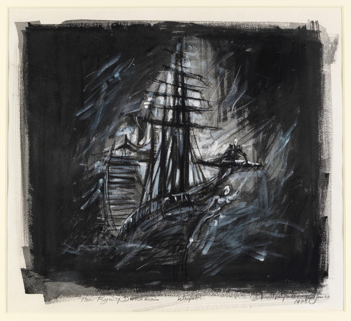 Work of the Week 27: The Flying Dutchman by David Myerscough-Jones